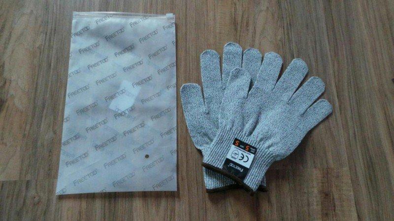 Speedsafe Black U5 schnittfeste Handschuhe Cut 5 Fleischer Metzger Küche Glas