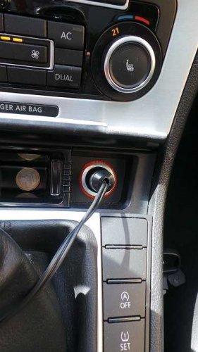 Test: DVC-55 Auto-Nass/Trockensauger 12 Volt in stabiler Reisetasche - 5 Jahre Garantie
