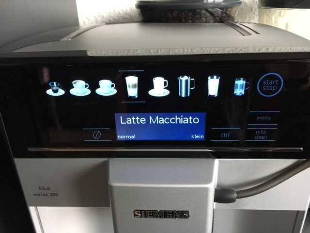 Kaffeevollautomat EQ.6 300
