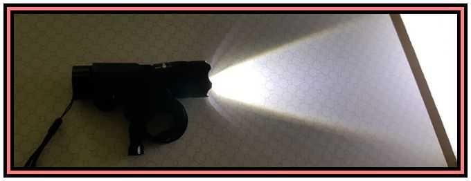 Test: Test: LED Fahrradbeleuchtung set, Bukm LED Fahrradlampe Fahrradlicht Sport Frontlicht und Rücklicht für Radfahren, Camping und täglichen Gebrauch, Wasserdicht