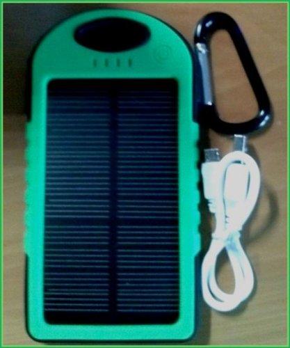 Solar akkus test