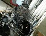Siemens SZ73300 Geschirrspülerzubehör / Weinglas Korb, nur einsatzbar bei umklappbaren Stacheln im Unterkorb / grau