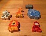 Test: HABA 7387 - Meine erste Spielwelt Zoo - Wer wohnt wo, Zuordnungsspiel