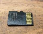 Test: Samsung microSDXC Pro 64GB Class 10