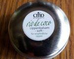 Test: CMD Rio de Coco Lippenbalsam Soft mit Kokosöl 2er-Pack (bio, vegan, Naturkosmetik) Kokos Lippenpflege in Dose