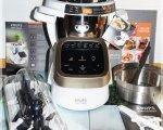 Test: Krups HP5031 Prep & Cook Multifunktions-Küchenmaschine inkl. hochwertigem Zubehör (1.550 W und bis zu 15.000 U/min) Review: Man ist das ein Ding