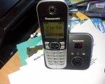 Test: Panasonic KX-TG6822GB DECT-Schnurlostelefon (4,6 cm (1,8 Zoll) Grafik-Display) mit Anrufbeantworter schwarz