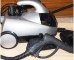 Test - Clatronic DR 3280 Dampfreiniger / 4 bar / silber-metallic Review: Mit Dampf hygienisch rein