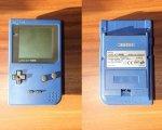 Game Boy pocket (blau) Nintendo