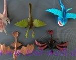 Test: 5er Set Sparpaket - Drachen Figuren aus Drachenzähmen