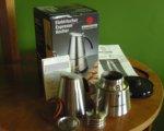Test: Rommelsbacher Espressokocher