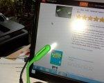 Test: L3 - Grün - KRS - Notebook Laptop PC USB LED