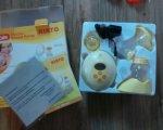 Test: KinYo elektronische EU Milch - Brustpumpe - Material