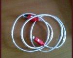 Test: OKCS Premium! Leuchtendes Ladekabel Daten Kabel mit Leuchte Funktion für iPhone 6, 6 Plus, 5, 5S, 5C, iPad 4, Mini, 2, 3, 5 Air, Air 2, iPod Touch & Nano - in Rot