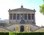 Bewertung: Alte Nationalgalerie auf der Museumsinsel in Berlin