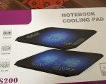 LS Premium Notebook Kühler LS-S200A Lüfter