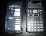 Test: CASIO FX-85MS technisch-wissenschaftlicher Rechner 10+2 St., 2-Zeilen Display, ergonomisches Design