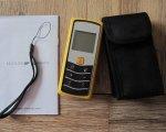 Test : Etekcity Profis Digital Laser Entfernungsmesser Distanzmessgerät