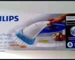 Test: Philips FC7012/01 Tragbarer Dampfreiniger Multi mit Präzisionsdüse weiß