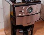 Test: AEG KAM 300 Kaffeeautomat Fresh Aroma / mit integriertem Mahlwerk / 9 Individuelle Mahlgradeinstellungen