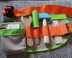 Test: Werkzeuggürtel bunt zum Umschnallen von Nesthocker