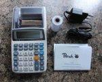 Peach druckender Tischrechner - PR680