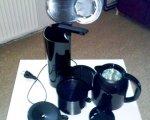 Severin KA 9249 Kaffeeautomat, schwarz