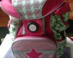Test: Lässig Schulranzen Schulranzen Einzeln - 4 Kids Schoolbag Starlight Girls, Magenta Mehrfarbig LSCB168