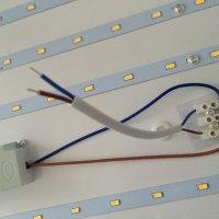 SAILUN 48W Warmweiss Ultraslim LED Deckenleuchte Modern Deckenlampe Flur Wohnzimmer Lampe Schlafzimmer Kche Energie Sparen Licht Wandleuchte Farbe Golden