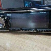 "Test: BOSS AUDIO 636CK Audiopaket mit 610UA Single-DIN AM / FM / MP3 / USB / SD Player Autoradio 200 Watt und ein Paar CK65 6.5"" Zoll 2-Wege-Full-Range Lautsprecher 250 Watt"