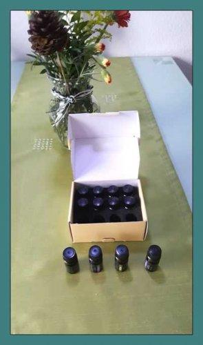 Test: Anjou Ätherisches Öl Geschenkset (12 x 5 ml Öle mit 100 % Pur Lavendel, Süßer Orange, Teebaum, Eukalyptus, Lemongras, Pfefferminz, Bergamotte, Weihrauch, Zitrone, Rosmarin, Zimt und Ylang-Ylang)