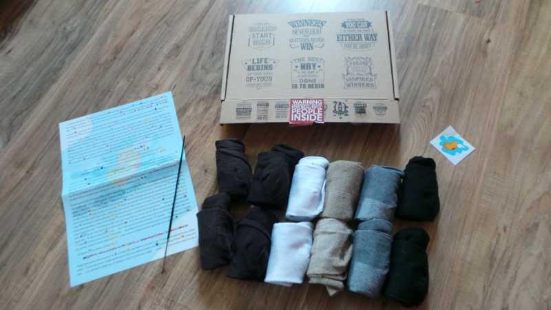 Test: NEU*[7+5 Paar.GRATIS.Versand] AirSox® Deluxe.BOX Made.in.EU   Herrensocken   Damensocken   100% Organisch   Atmungsaktiv   Bei 90° Grad waschbar   Sneakersocken   Sportsocken Business Schwarz Bunt