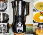 Test - Klarstein Soup-Chef Edelstahl Standmixer Suppenbereiter - Review EniaBiene