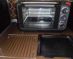 Test: Mini-Backofen Backautomat 15l mit Umluft 1380W