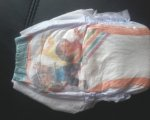 Test:Pampers Easy up Windeln