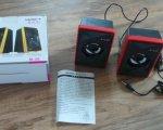 Test: Incutex Lautsprecher 2.0 Sound Boxen Multimedia speakers für PC Laptop mini audio speaker
