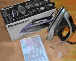 Test: Panasonic NI-W920A (Black) Bügeleisen