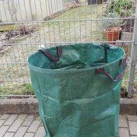 Test: GardenMate® 3x Gartensack 272l aus robustem Polypropylen-Gewebe (PP) 150gsm