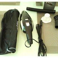 Test: Auto Staubsauger, VacPlus 12 V Wet & Dry Hand Staubsauger für Auto, 16.4 ft (5 m) Netzkabel mit Tragetasche (schwarz)